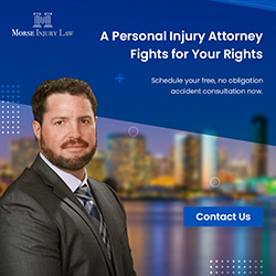 Richard Morse, Injury Attorney for Dunk Drivers